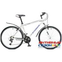 "Велосипед Stinger Element (26"" 18 скор.) (Р-р = 18""; 20""; Цвет: Белый) Рама Алюминий"