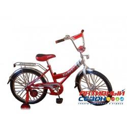 """Детский велосипед Байкал 20"""" (Красный; Синий)"""