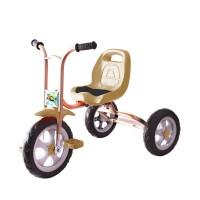 Велосипед детский трехколесный Лучик (Бежевый)