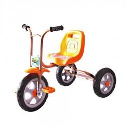 Велосипед детский трехколесный Лучик (Оранжевый)