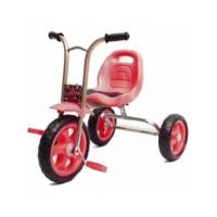Велосипед детский трехколесный Лучик (Красный)