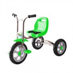 Велосипед детский трехколесный Лучик (Зеленый)