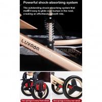 Коляска 3 в 1 Luxmom 530W (черный)