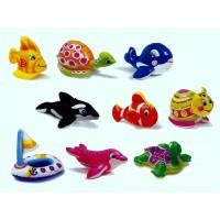 Игрушки маленькие надувные Intex 30х12 см. (58590)
