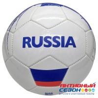 Мяч футбольный Next, ПВХ 2 слоя, 5 р.,(265720)