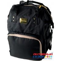 Рюкзак текстильный Farfello F1 (чёрный (black))