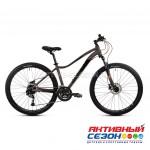 "Велосипед ASPECT AURA (27,5"" 27 скор.) (Р-р = 16"", 18"" ; Цвет: Бронзовый) рама Алюминий"