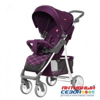 Детская коляска CARRELLO Quattro  CRL-8502/2 Grape Purple