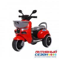 Мотоцикл на аккумуляторе (Красный)