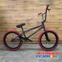"Велосипед TechTeam Grasshopper (20"", 1 скор.) (Р-р= 20.5"", Цвет: черный) Рама сталь"
