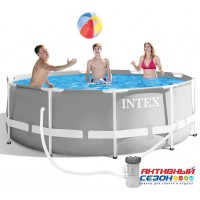 Каркасный бассейн INTEX Prism Frame Pool - 26706 305х99 см