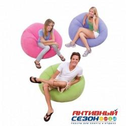 Надувное кресло Intex Beanless Bag Chair (107х104х69см) 68569