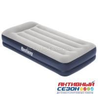 Кровать надувная Twin 191 x 97 x 36 см со встроенным электронасосом 67723
