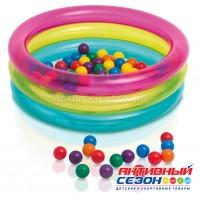 """Детский игровой центр Intex """"Классик с шариками"""" 48674"""