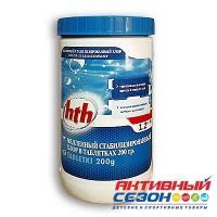 Медленный стабилизированный хлор в табл. По 200 гр. 1,2 кг C800501H2