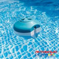 Дозатор-поплавок для химии с термометром
