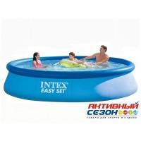 Надувной бассейн Intex Easy Set Pool (396x84см) 28143