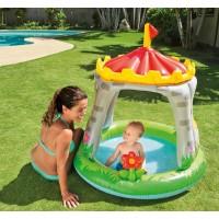 """Детский надувной бассейн Intex """"Королевский Замок"""" (122х122 см) 57122"""
