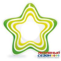 Круг Intex Звезда (74х71 см) 59243