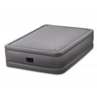 Надувная кровать Intex Foam Top Bed (152х203х51см) 64468