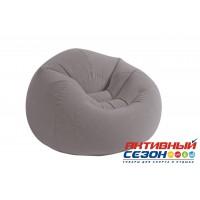 Надувное кресло Intex Beanless Bag Chair (107 х 104 х 69 см.) 68579
