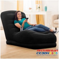 Надувное кресло-шезлонг Intex Mega Lounge (86х170х94 см) 68595