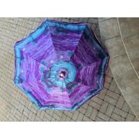 Зонт пляжный фольгированный (100см) HY-K-200