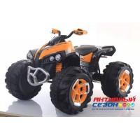 Квадроцикл на аккумуляторе  Цвет: оранжевый FB-6677OE