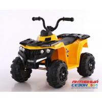 Квадроцикл на аккумуляторе (желтый) 3201Y