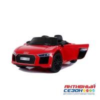 Машинка на аккумуляторе AUDI (красный), 5km/h. 2 скорости,до 30 кг. (JJ2198R)