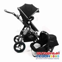 Luxmom 600G (Gold Baby) 3в1 (черный)