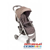"Прогулочная коляска HAPPY BABY ""ELEGANZA V2"" (sand)"