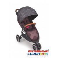 "Прогулочная коляска HAPPY BABY ""WYLSA"" (bordo)"