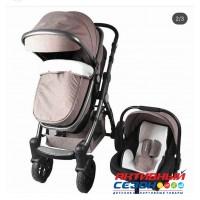 Luxmom 600G (Gold Baby) 3в1 (бежевый)