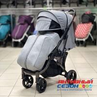 Прогулочная коляска Babalo 2020 Серый (рама хром)