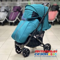 Прогулочная коляска Babalo 2020 Изумруд (рама хром)