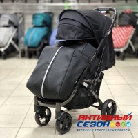 Прогулочная коляска Babalo 2020 Черный (рама хром)
