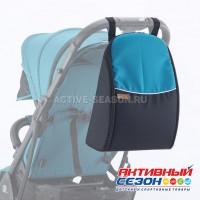 Сумка для коляски Babalo2021 цвета в ассортименте