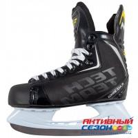 Хоккейные коньки Black Wings р-р: 37,38,39,40,45