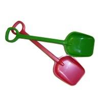 Лопатка совковая детская 49см цвета в ассортименте