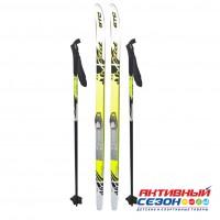 Комплект лыж с креплением NNN 130 step