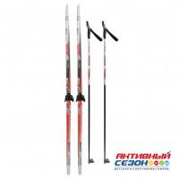 Комплект лыж STC 75 мм  205см step