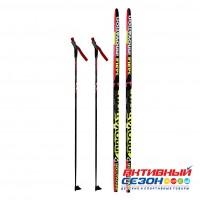 Комплект лыж с креплением NNN 195 step
