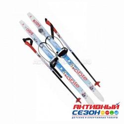 Комплект лыж с кабельным креплением STS 110, 120, 130 см