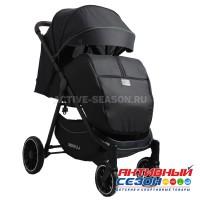 Прогулочная коляска LUXMOM S11 (черный)