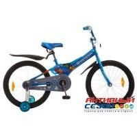 """Велосипед 20"""" Transformers (синий)"""