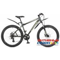"Велосипед Stinger Python 2020 (26"" 21 скор.) (Р-р = 18""; Цвет: Зеленый) Рама Алюминий"