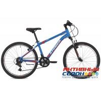 """Велосипед Stinger Element 2020 (24"""" 12 скор.) (Р-р = 12""""; 14""""  Цвет: Синий; Серебристый) Рама Алюминий"""