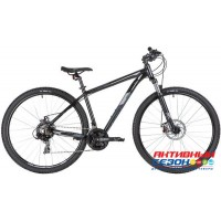 "Велосипед Stinger Graphite Std (29"" 21 скор.) (Р-р = 18"", 20"", 22"";  Цвет: Черный, Серый, Зеленый) Рама Алюминий"