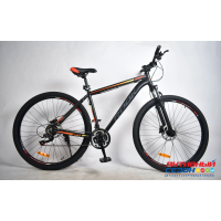 "Велосипед Rook MA291H (29"" 21 скор.) (Цвет: серый/оранжевый) Рама алюминий"